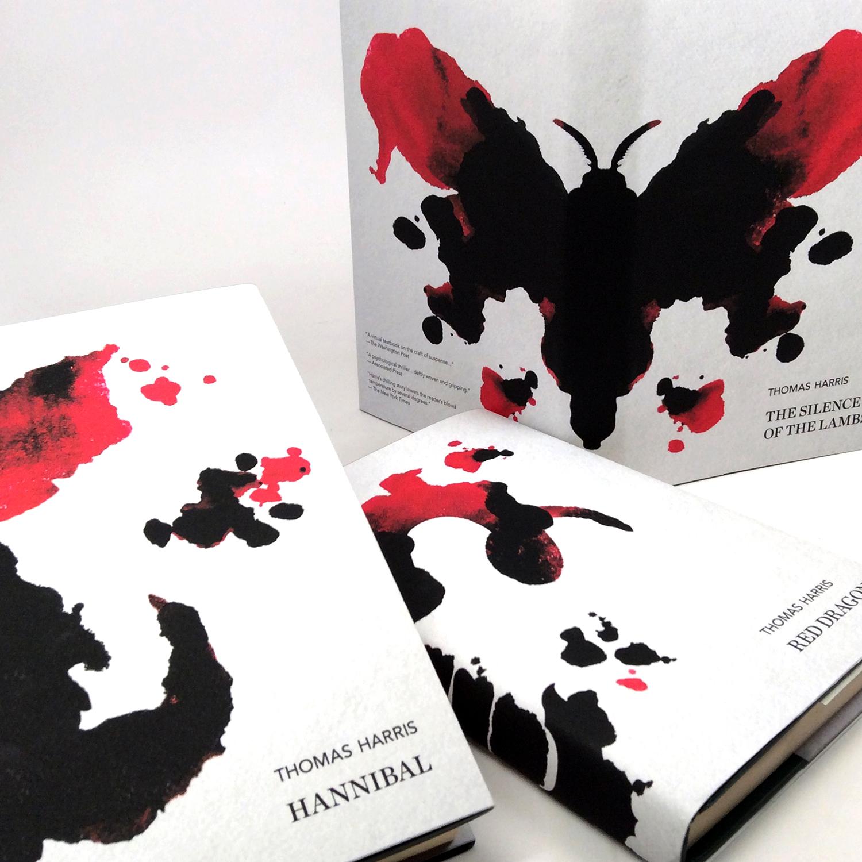 Hannibal Book Series